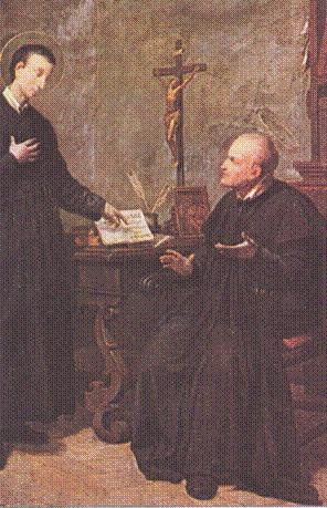 Saint Alphonsus and Saint Gerard